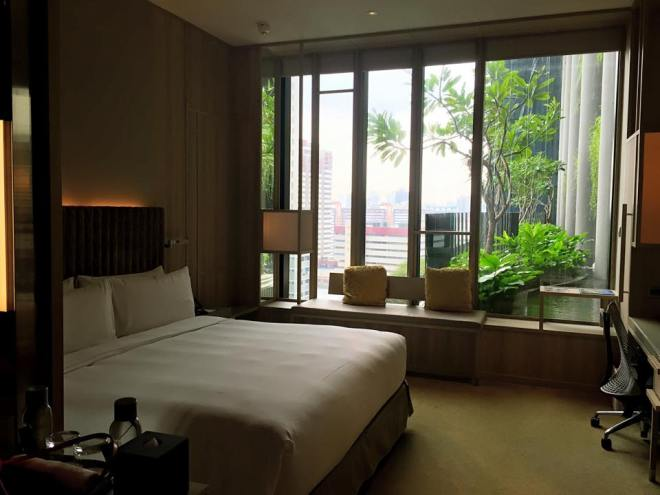 Room 1030 at Parkroyal on Pickering